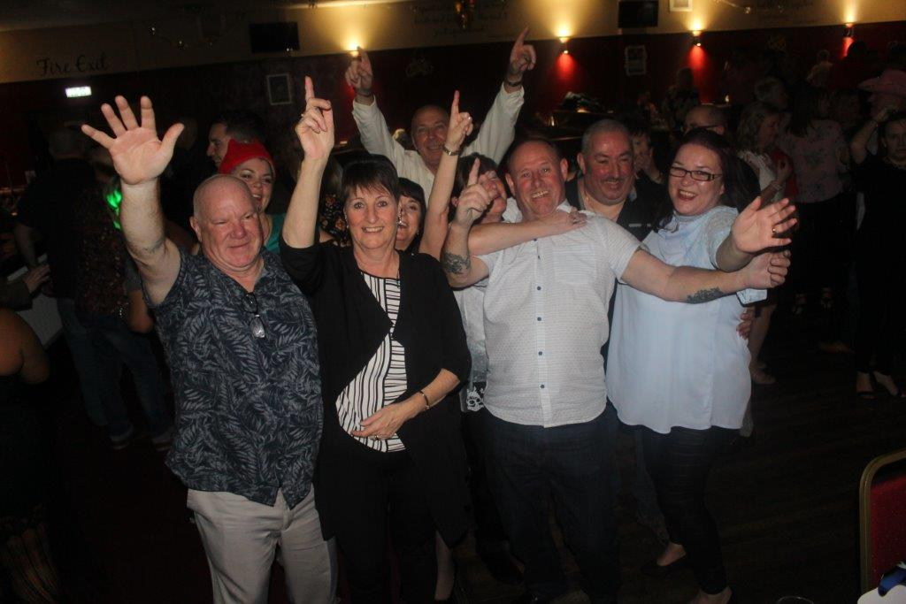 Green Howards Xmas Party.Longlands.(Cannon Cam).Sat 2nd Dec 2017 173