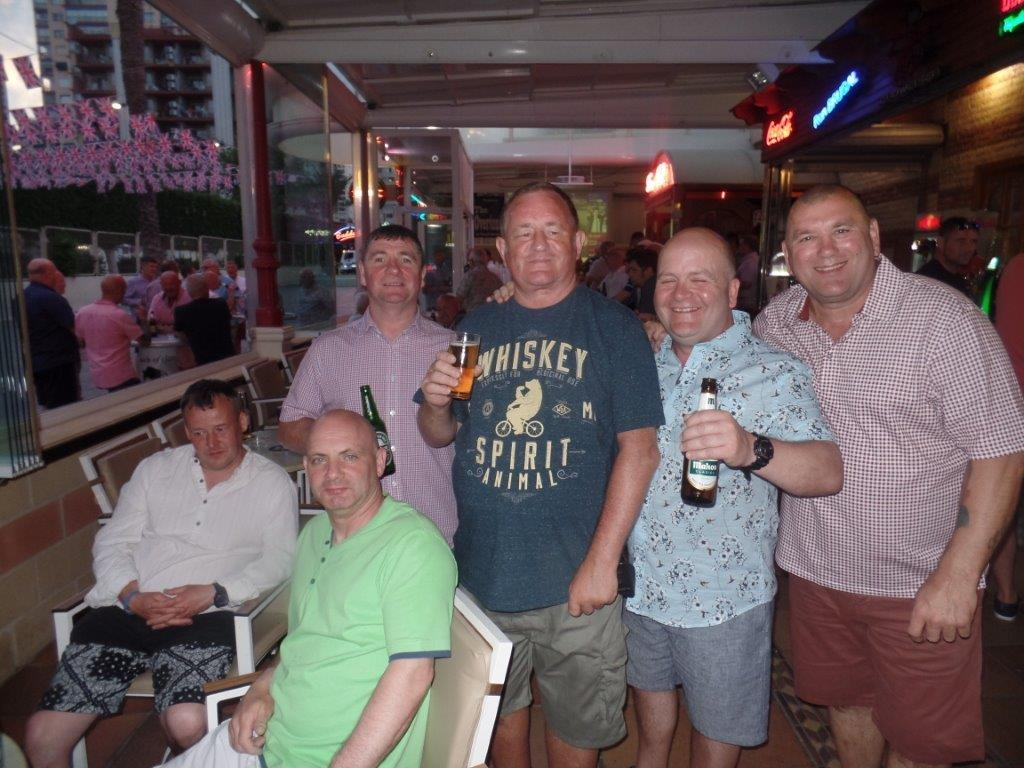 Green Howards.Benidorm Fun In The Sun.Mon 28th,Mon 4th June 2018 491