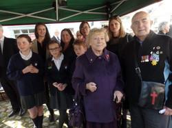 Commemoration To Honour Captain Archie White VC.Boroughbridge 103