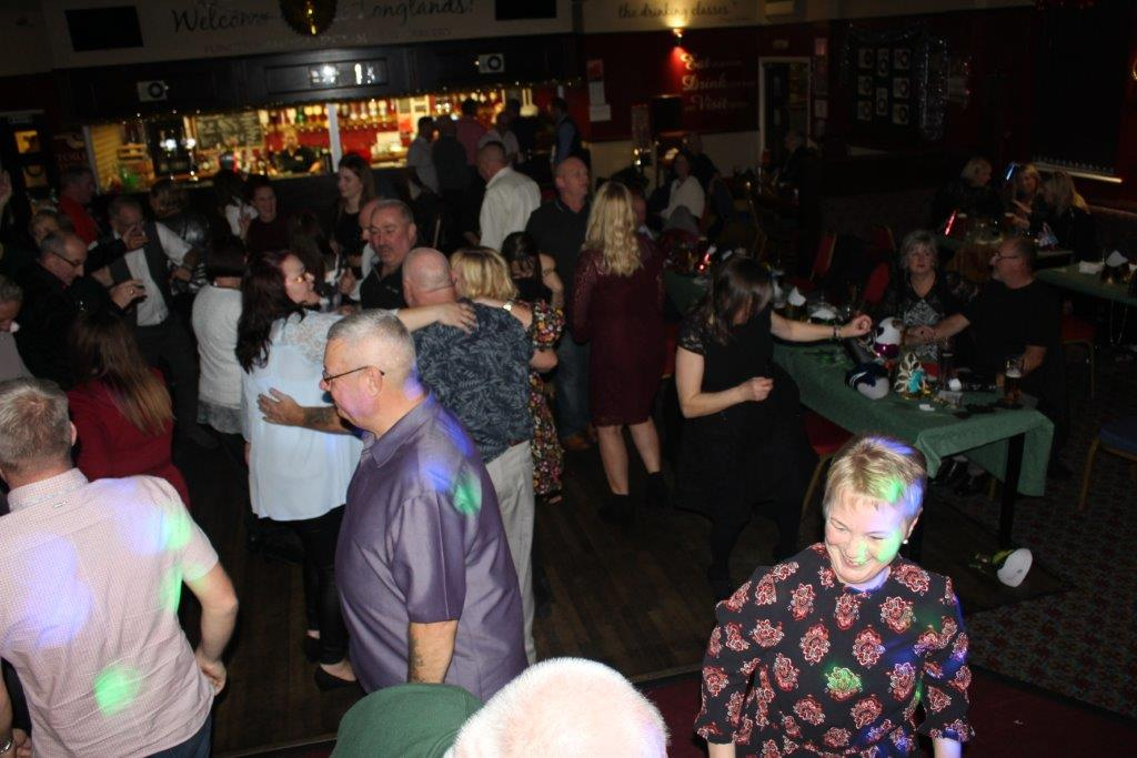 Green Howards Xmas Party.Longlands.(Cannon Cam).Sat 2nd Dec 2017 112