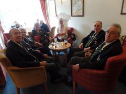 Commemoration To Honour Captain Archie White VC.Boroughbridge 135