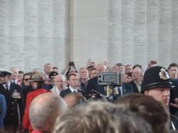 Ypres,Tynecot,Passchendale,Belgium 28th June 3rd July 2016 246