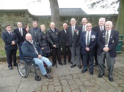 Kenny McGraths Funeral.Guisbrough Priory Wed 1st Nov 2017 067