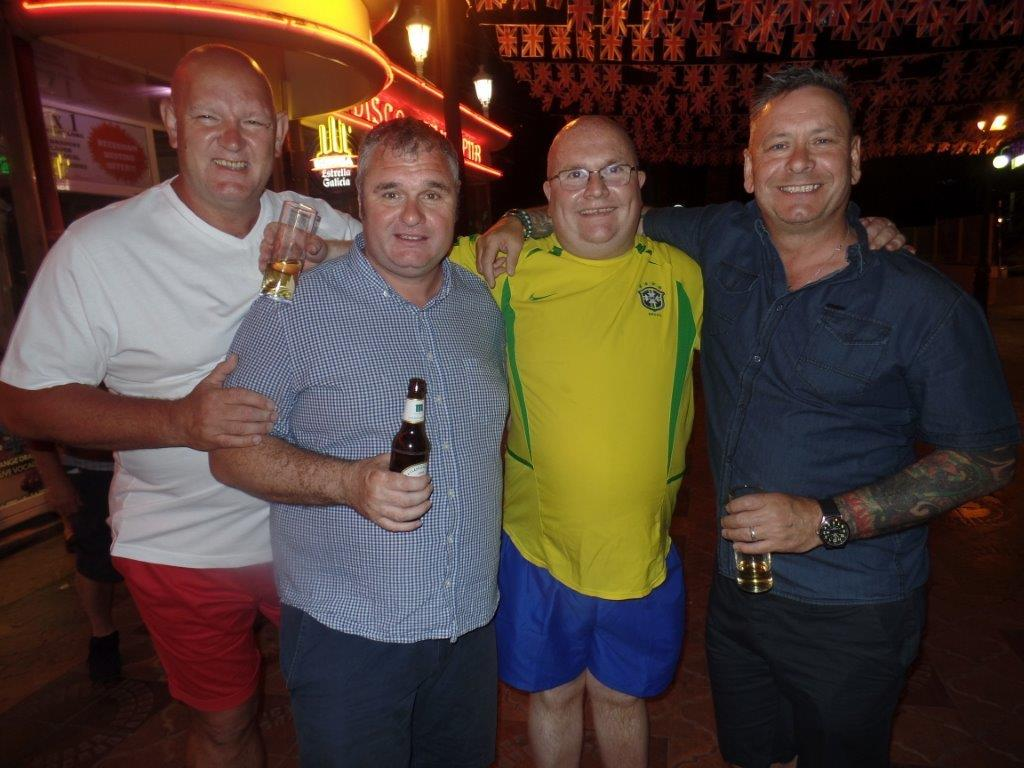 Green Howards.Benidorm Fun In The Sun.Mon 28th,Mon 4th June 2018 584