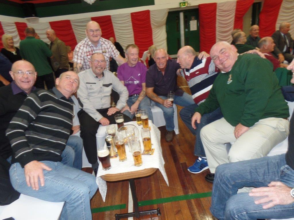 Green Howards Reunion.T.A Centre Stockton Rd.Fri 14th Oct 098
