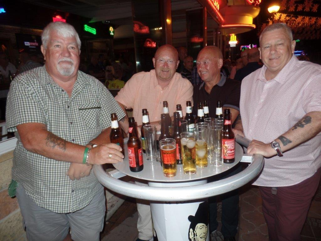 Green Howards Benidorm.Fun In The Sun.Mon 28th Mon 4th June 2018 063