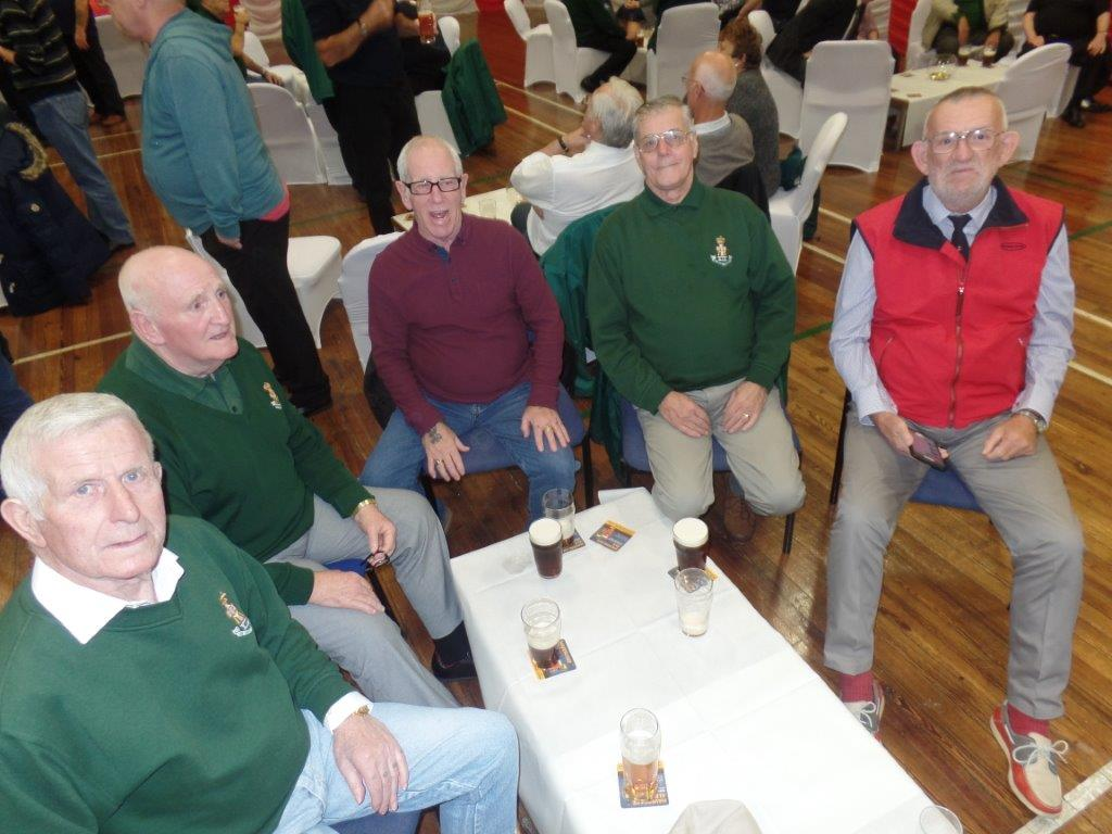 Green Howards Reunion.T.A Centre Stockton Rd.Fri 14th Oct 042