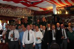 Green Howards Reunion Sun 8th Oct 2017 T.A Centre +Don Bar 169