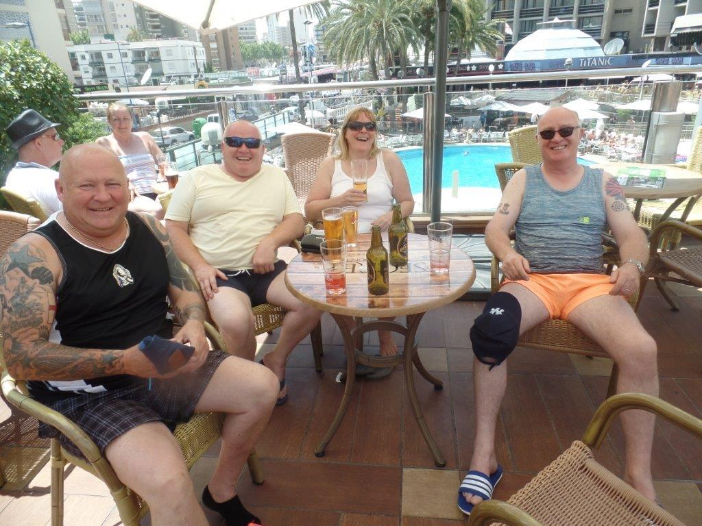 Green Howards.Benidorm Fun In The Sun.Mon 28th,Mon 4th June 2018 041