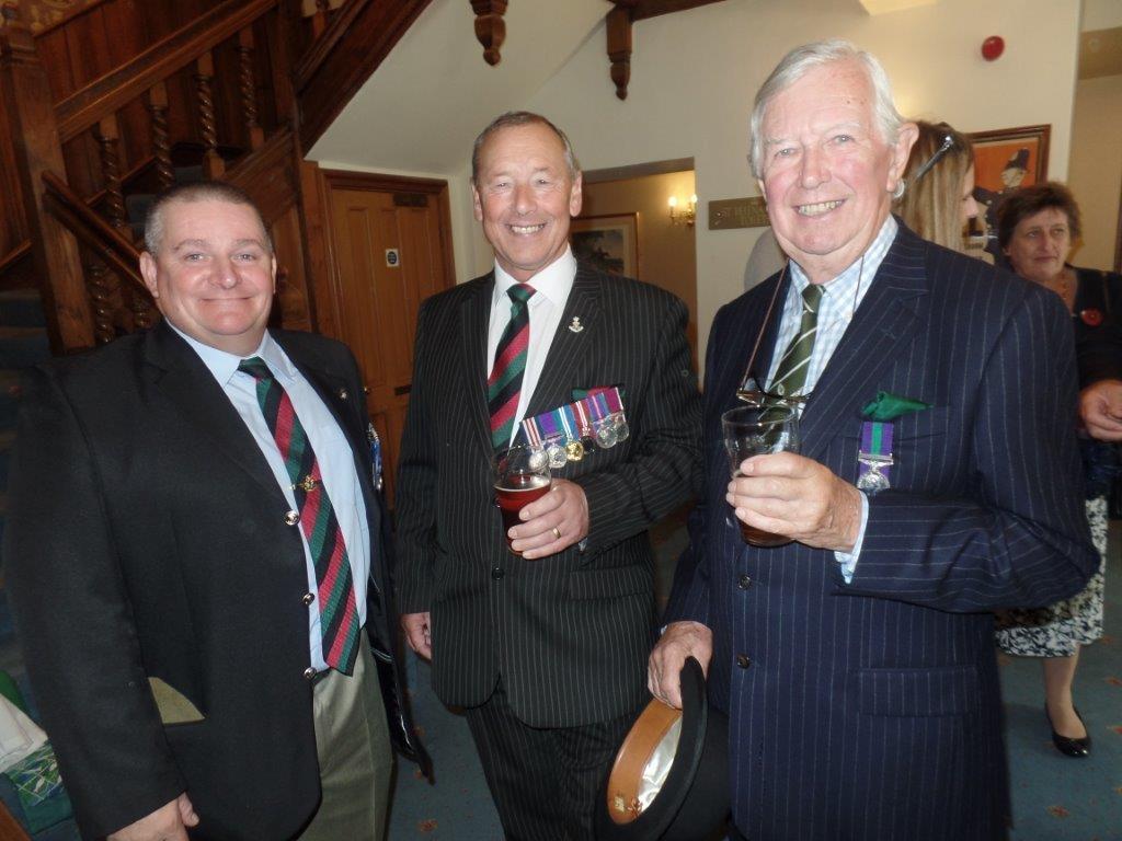 Commemoration To Honour Captain Archie White VC.Boroughbridge 151