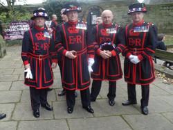Kenny McGraths Funeral.Guisbrough Priory Wed 1st Nov 2017 288