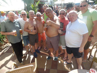 Benidorm Fun in the Sun 2017 Day Time Photos Added From Mally Such