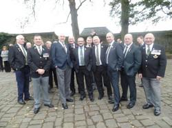 Kenny McGraths Funeral.Guisbrough Priory Wed 1st Nov 2017 037