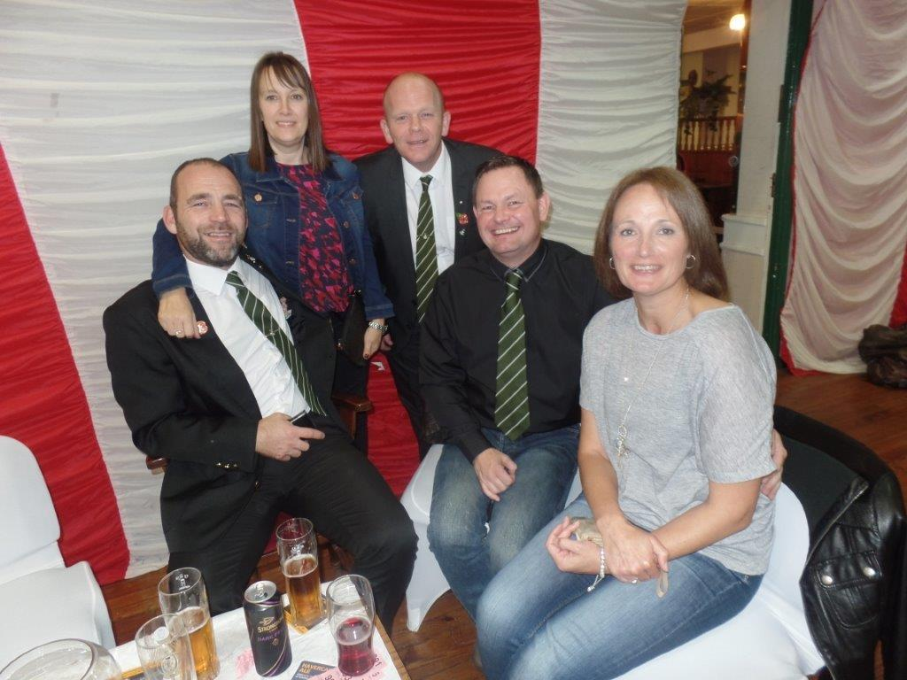 Green Howards Reunion,T.A  Centre Stockton Rd,Sat 15th Oct 2016 178