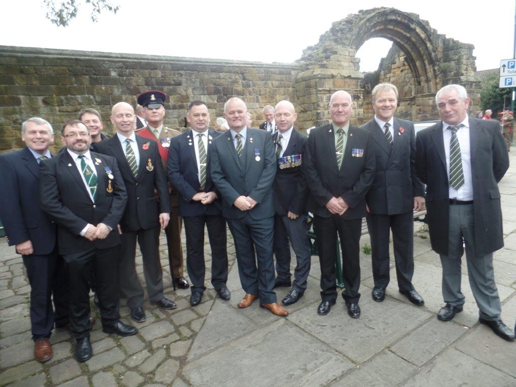 Kenny McGraths Funeral.Guisbrough Priory Wed 1st Nov 2017 059