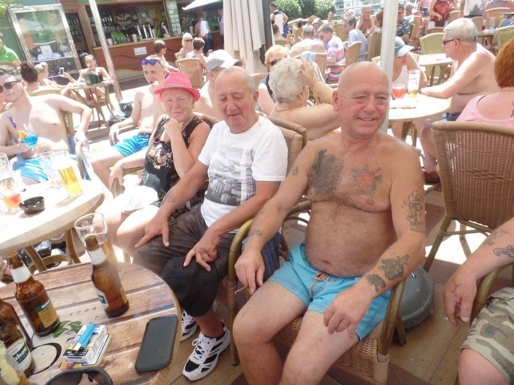 Green Howards.Benidorm Fun In The Sun.Mon 28th,Mon 4th June 2018 352