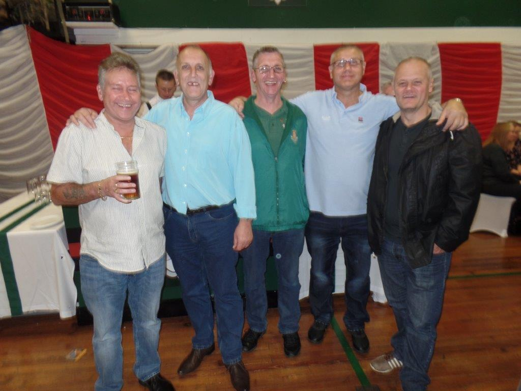 Green Howards Reunion.T.A Centre Stockton Rd.Fri 14th Oct 091