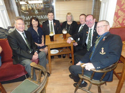 Green Howards Reunion,Lizzy 50th Longlands,Sat 15th Oct 2016 151
