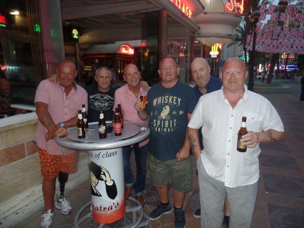 Green Howards.Benidorm Fun In The Sun.Mon 28th,Mon 4th June 2018 489