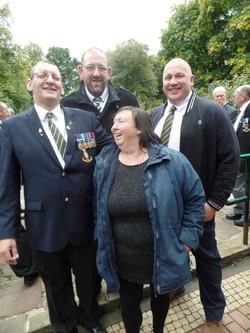 Tex Richardson Funeral,Darlo Crem+Rugby Club.Wed 20th Sept 2017 039