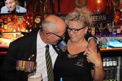 Green Howards Reunion Sun 8th Oct 2017 T.A Centre +Don Bar 194