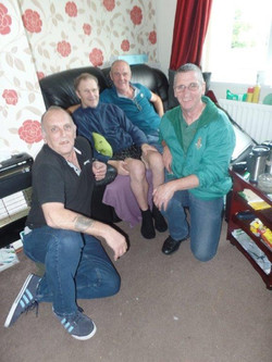 Green Howards Reunion,Lizzy 50th Longlands,Sat 15th Oct 2016 004