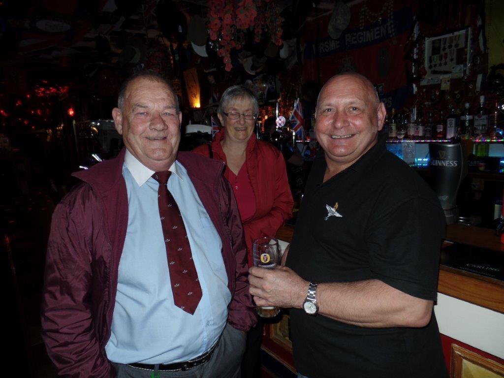 Don War Memorial Bar Stockton,Wed 5th July 2017 021