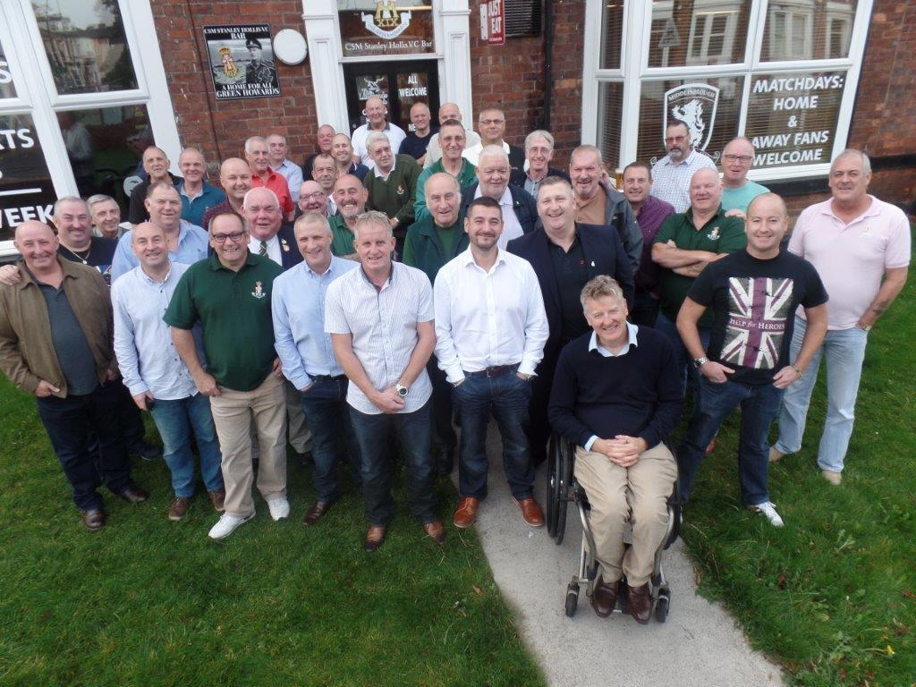 Green Howards Reunion,Lizzy 50th Longlands,Sat 15th Oct 2016 038
