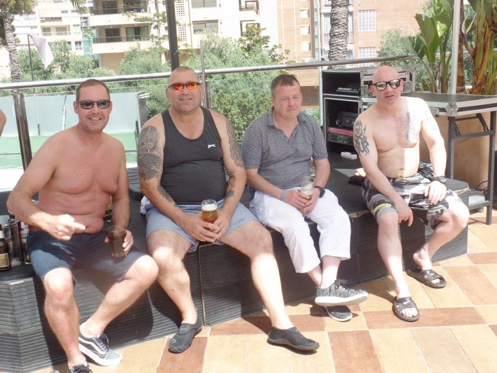 Green Howards.Benidorm Fun In The Sun.Mon 28th,Mon 4th June 2018 371