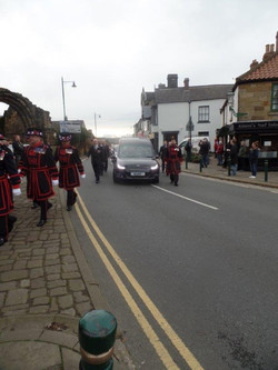 Kenny McGraths Funeral.Guisbrough Priory Wed 1st Nov 2017 081