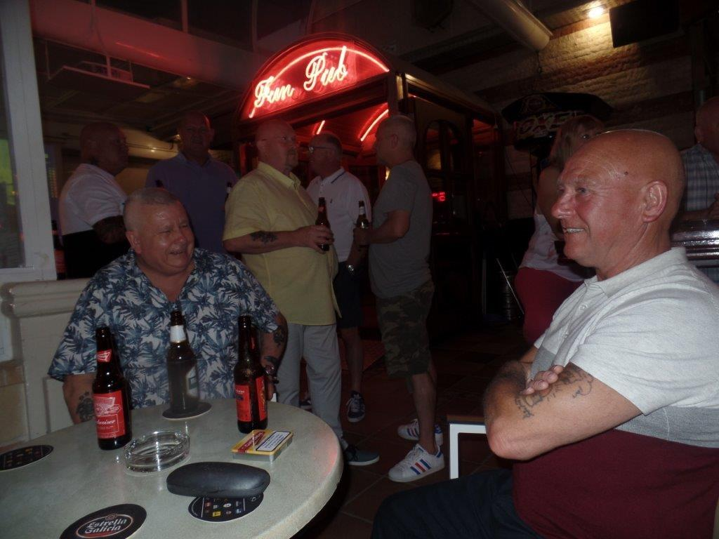 Green Howards.Benidorm Fun In The Sun.Mon 28th,Mon 4th June 2018 206
