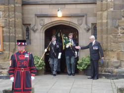 Kenny McGraths Funeral.Guisbrough Priory Wed 1st Nov 2017 094