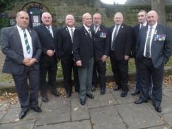 Kenny McGraths Funeral.Guisbrough Priory Wed 1st Nov 2017 291