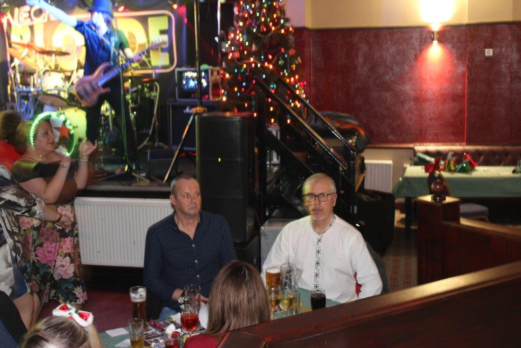 Green Howards Xmas Party.Longlands.(Cannon Cam).Sat 2nd Dec 2017 027