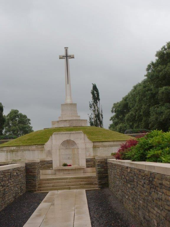 Ypres,Tynecot,Passchendale,Belgium 28th June 3rd July 2016 323