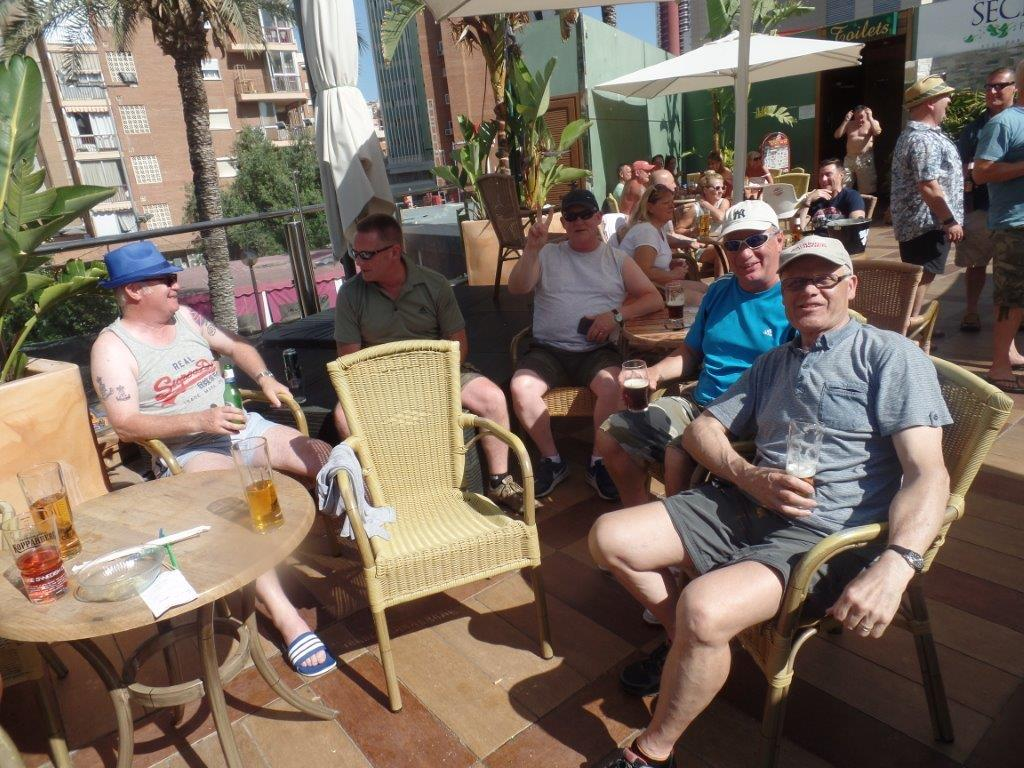 Green Howards.Benidorm Fun In The Sun.Mon 28th,Mon 4th June 2018 139