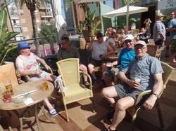 Green Howards.Benidorm Fun In The Sun.Mon 28th,Mon 4th June 2018 139