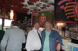 Green Howards Reunion Sun 8th Oct 2017 T.A Cntre + Don Bar 112