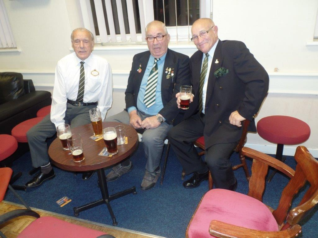 Green Howards Reunion,T.A  Centre Stockton Rd,Sat 15th Oct 2016 051
