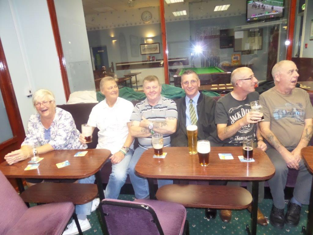 Green Howards Reunion,Scarborough Thu 16th Mon 20th Oct  2014 321