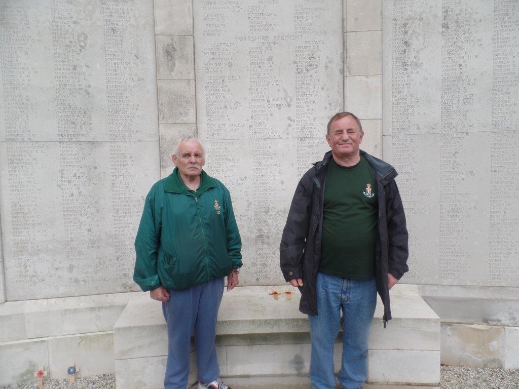 Ypres,Tynecot,Passchendale,Belgium 28th June 3rd July 2016 197