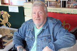 Green Howards Reunion Sun 8th Oct 2017 T.A Centre +Don Bar 081