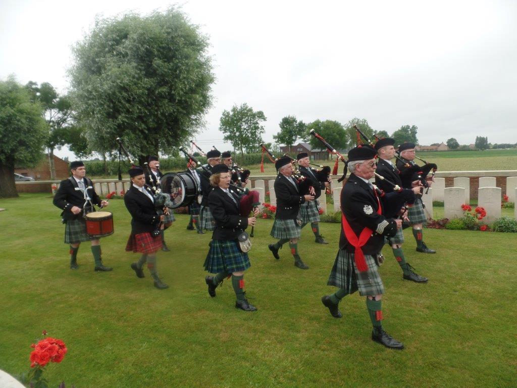 Ypres,Tynecot,Passchendale,Belgium 28th June 3rd July 2016 119