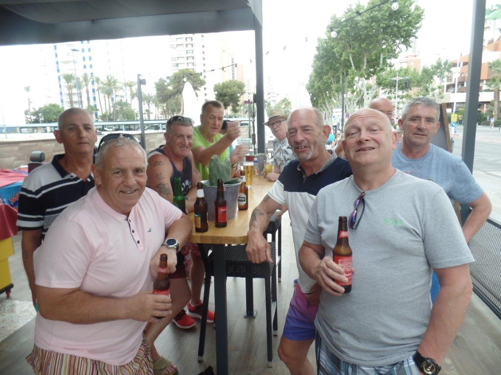 Green Howards Benidorm. Fun In The SunMon 28th May Mon 4th June 144