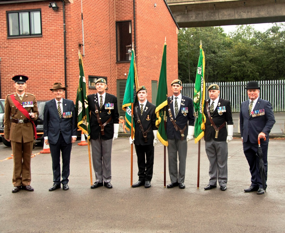 STANDARD BEARERS COMPETITION 2016