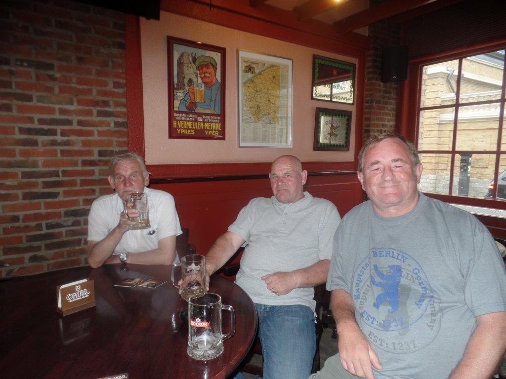 Ypres,Tynecot,Passchendale,Belgium 28th June 3rd July 2016 061
