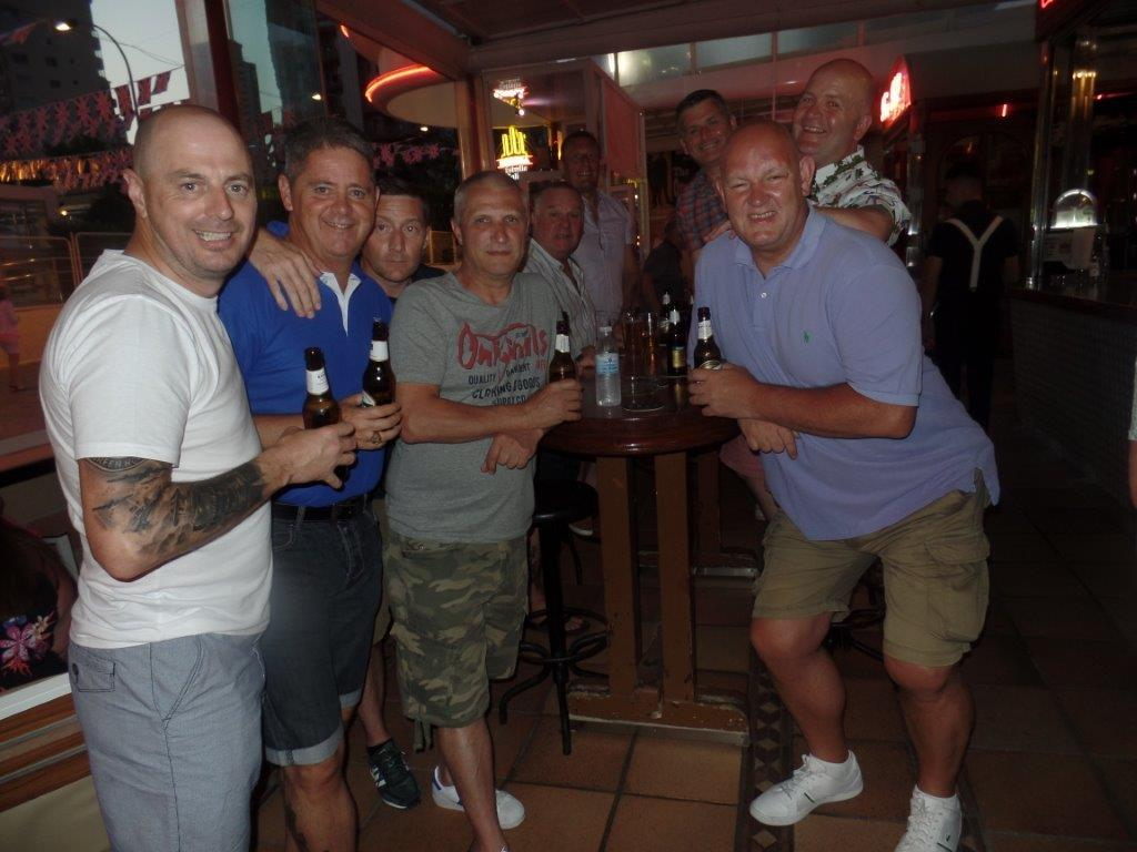 Green Howards.Benidorm Fun In The Sun.Mon 28th,Mon 4th June 2018 198