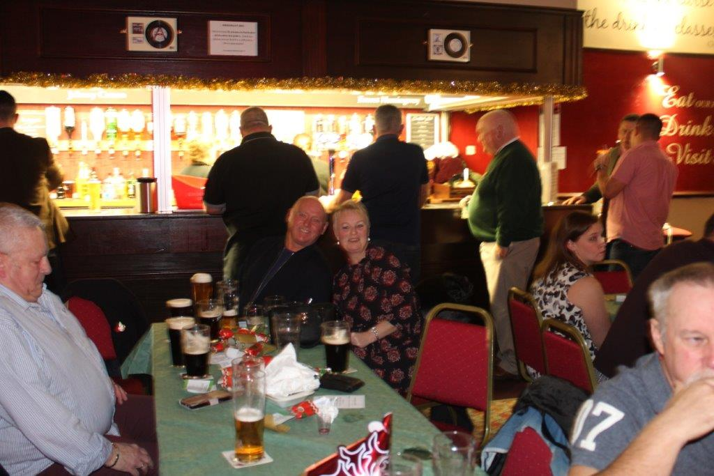 Green Howards Xmas Party.Longlands.(Cannon Cam).Sat 2nd Dec 2017 009