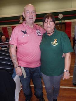 Green Howards Reunion.T.A Centre Stockton Rd.Fri 14th Oct 108