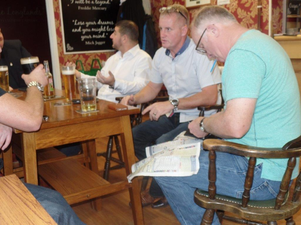 Green Howards Reunion,Lizzy 50th Longlands,Sat 15th Oct 2016 035